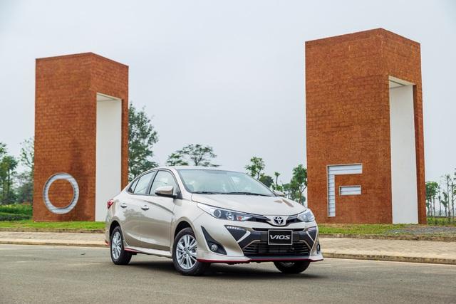 Loạt xe Toyota luôn được mua nhiều tại Việt Nam - Ảnh 2.