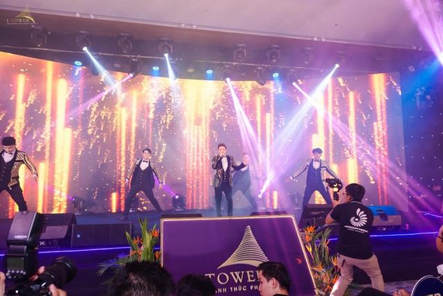 Gần 2.000 khách hàng dự Lễ ra mắt dự án I – Tower Quy Nhơn - Ảnh 2.