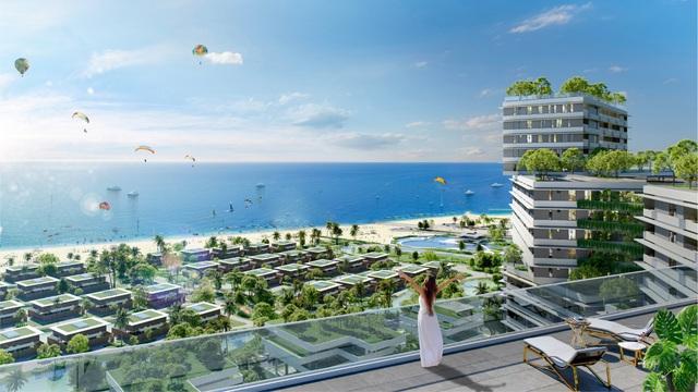 Chỉ từ 375 triệu đồng sở hữu căn hộ mặt tiền biển sổ hồng trọn đời tại Wyndham Coast - Ảnh 2.