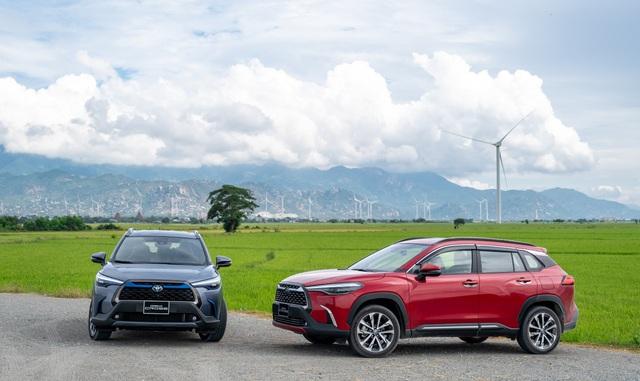 Loạt xe Toyota luôn được mua nhiều tại Việt Nam - Ảnh 3.