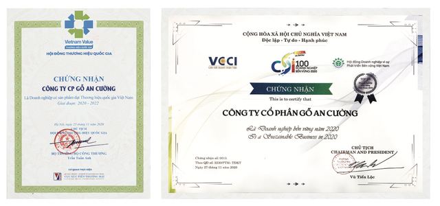 Gỗ An Cường – khẳng định vị thế trong ngành vật liệu nội thất Việt - Ảnh 3.