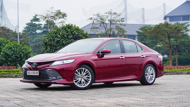 Loạt xe Toyota luôn được mua nhiều tại Việt Nam - Ảnh 6.