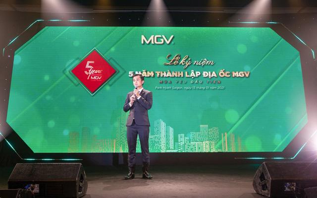 Địa ốc MGV tri ân khách hàng nhân kỷ niệm 5 năm thành lập - Ảnh 1.