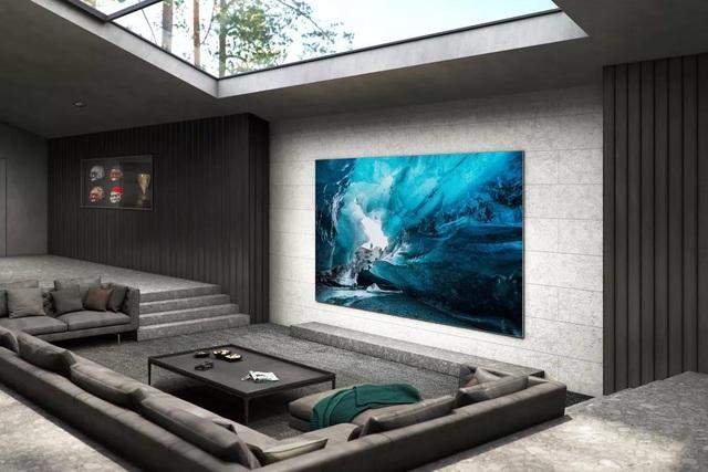 Samsung khai màn 2021 bằng dàn sản phẩm TV đầy ấn tượng và đột phá - Ảnh 1.