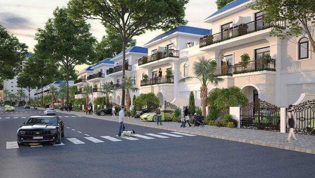 Phương Nam River Park: Khu đô thị kiểu mẫu tại Bến Tre - Ảnh 1.