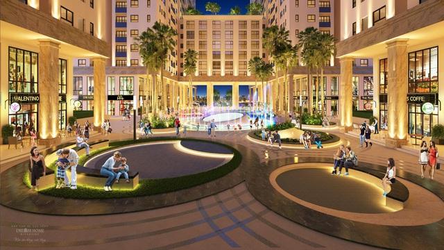 Lựa chọn tối ưu cho gia đình trẻ với căn hộ tầm trung Dream Home Riverside - Ảnh 1.