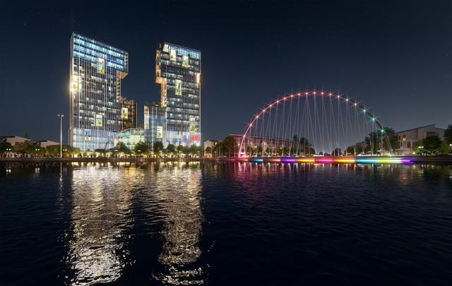 Ecopark triển khai phố đi bộ shopping và giải trí dài 2km tại Hải Dương - Ảnh 1.
