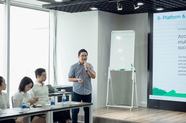 KMS Technology bắt tay Gimasys triển khai hệ thống quản trị Oracle NetSuite Cloud ERP - Ảnh 1.