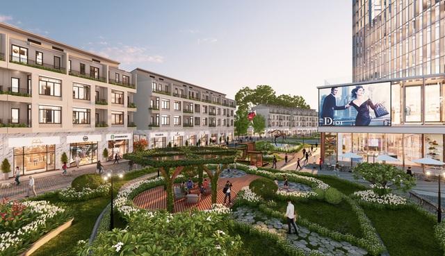 Ecopark triển khai phố đi bộ shopping và giải trí dài 2km tại Hải Dương - Ảnh 2.