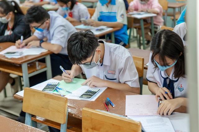 Hơn 1.000 học sinh giỏi giải toán trên Casio lần thứ 26 - ảnh 3