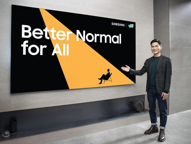 Samsung khai màn 2021 bằng dàn sản phẩm TV đầy ấn tượng và đột phá - Ảnh 3.