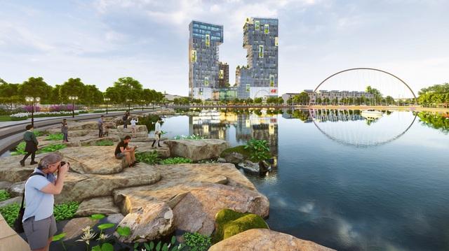 Ecopark triển khai phố đi bộ shopping và giải trí dài 2km tại Hải Dương - Ảnh 8.