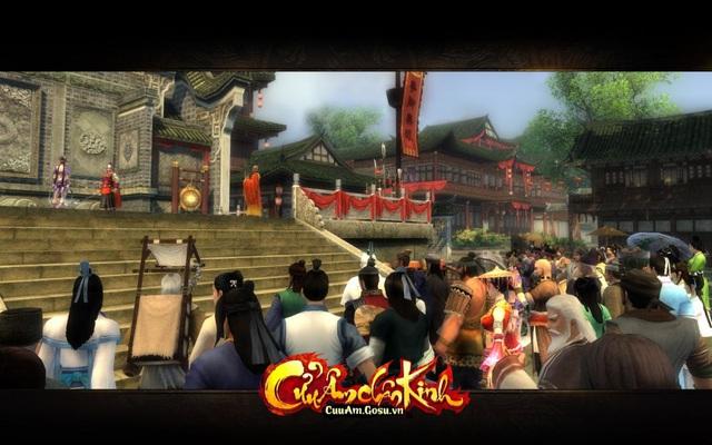"""Cửu Âm Chân Kinh: """"Ông hoàng"""" game PC tại Việt Nam - Ảnh 1."""