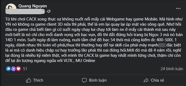 """Cửu Âm Chân Kinh: """"Ông hoàng"""" game PC tại Việt Nam - Ảnh 6."""