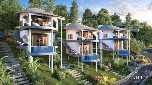 Khám phá 3 mẫu biệt thự nghỉ dưỡng được ví như kiệt tác tại Parahills Resort - Ảnh 1.