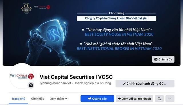 Viet Capital Securities lọt top 500 doanh nghiệp lớn nhất 2020 - Ảnh 1.