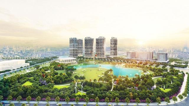 Giải mã giá căn hộ cao cấp tại thị trường Hà Nội - Ảnh 1.
