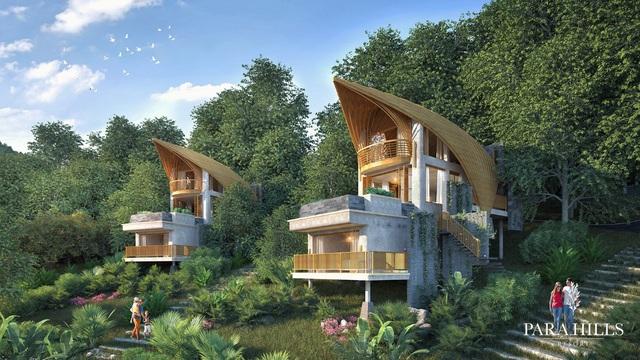 Khám phá 3 mẫu biệt thự nghỉ dưỡng được ví như kiệt tác tại Parahills Resort - Ảnh 2.
