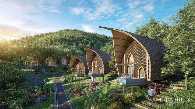 Khám phá 3 mẫu biệt thự nghỉ dưỡng được ví như kiệt tác tại Parahills Resort - Ảnh 3.