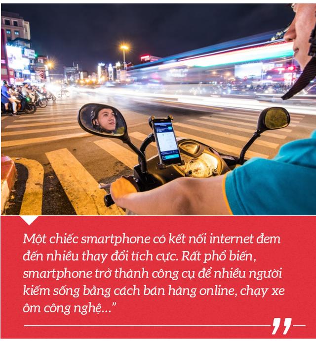 Một chiếc smartphone có thể làm thay đổi cuộc đời một con người - Ảnh 3.