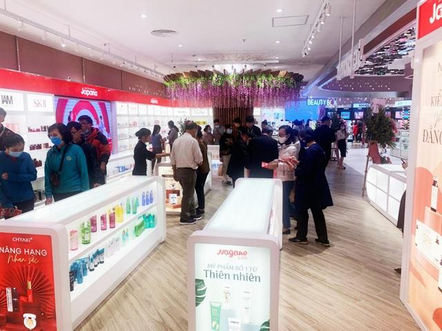 Khai trương siêu thị Nhật Bản Japana Hải Phòng giữa lúc thị trường đầy khó khăn? - Ảnh 1.