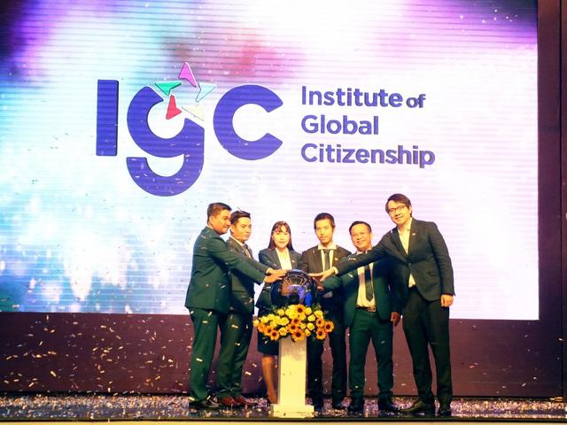 """IGC với tầm nhìn trở thành """"Tập đoàn Giáo dục chất lượng cao đáng tin cậy hàng đầu Việt Nam"""" - Ảnh 2."""