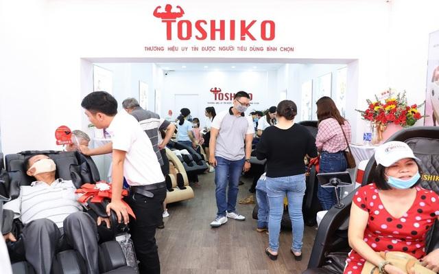 """Khai trương Toshiko 4 - Cú hích đầu năm của """"kỳ lân"""" ngành chăm sóc sức khoẻ gia đình Việt - Ảnh 2."""