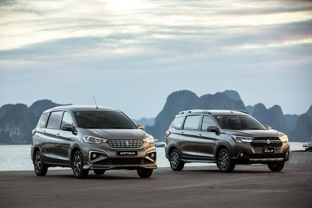 Chốt hạ 2020 với doanh số lập đỉnh, Suzuki phát lộc ưu đãi mừng năm mới - Ảnh 1.