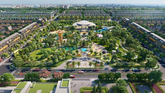Tập đoàn Đất Xanh phối hợp cùng chủ đầu tư Hà An làm sôi động thị trường Long Thành với dự án Gem Sky World