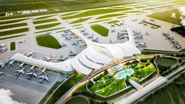 Với mức đầu tư khổng lồ, sân bay quốc tế Long Thành đang là cú hích tích cực cho thị trường Long Thành trong một năm đầy biến động và khó khăn