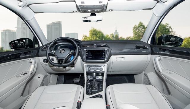 Volkswagen Việt Nam ra mắt phiên bản Tiguan 2021 với nhiều nâng cấp đáng giá - Ảnh 2.