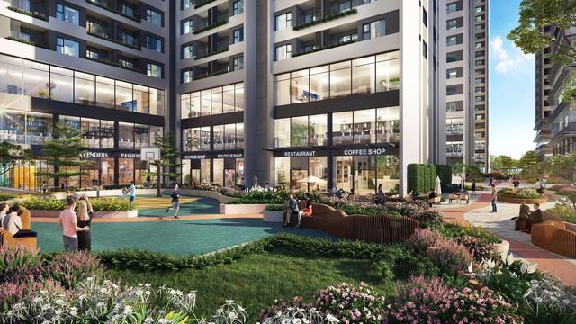 Sở hữu căn hộ cao cấp giữa thành phố Thuận An với chính sách thanh toán cực dễ - Ảnh 1.