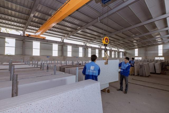 Khang Minh Group với dấu ấn tăng trưởng lĩnh vực đá ốp lát Thạch Anh - Ảnh 1.