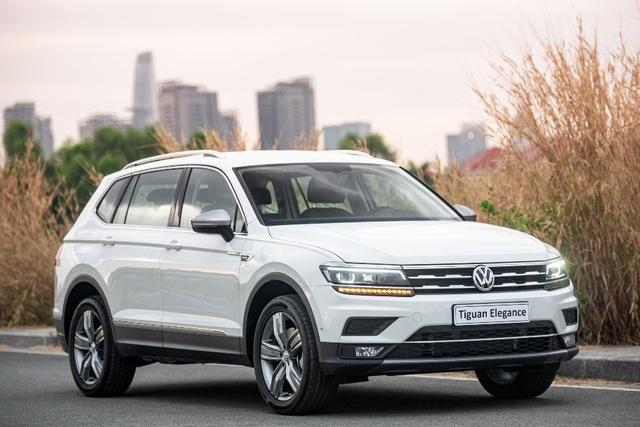 Volkswagen Việt Nam ra mắt phiên bản Tiguan 2021 với nhiều nâng cấp đáng giá - Ảnh 4.