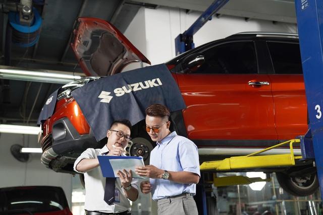 Chốt hạ 2020 với doanh số lập đỉnh, Suzuki phát lộc ưu đãi mừng năm mới - Ảnh 3.