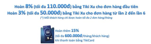 Được hoàn hơn 700.000 đồng khi thanh toán tiền điện nước trên Tiki - Ảnh 1.