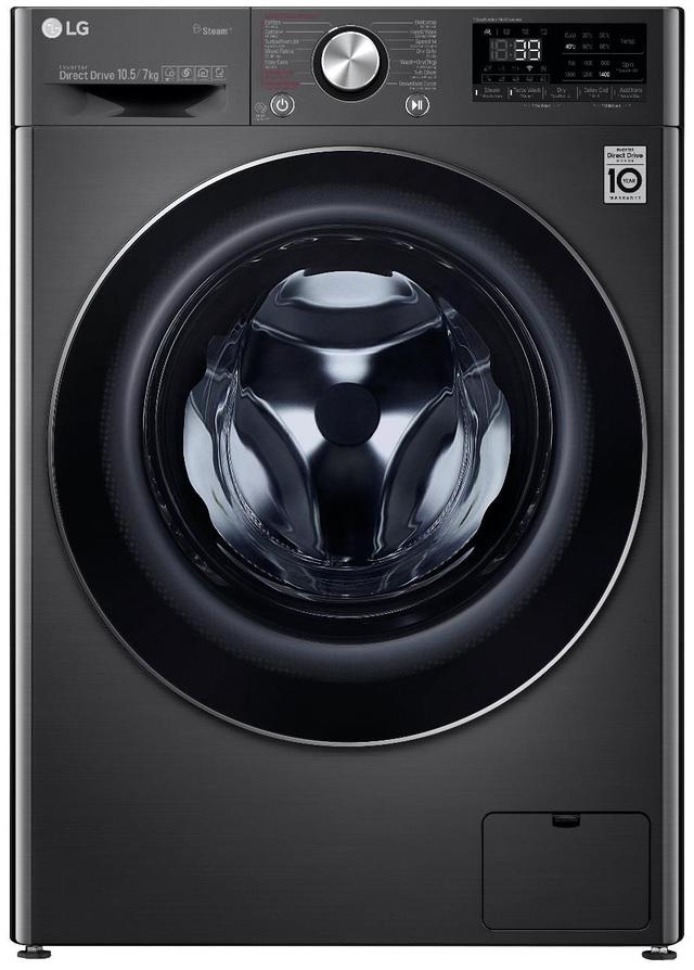 Trải nghiệm thực tế máy giặt tích hợp trí tuệ nhân tạo - Ảnh 1.
