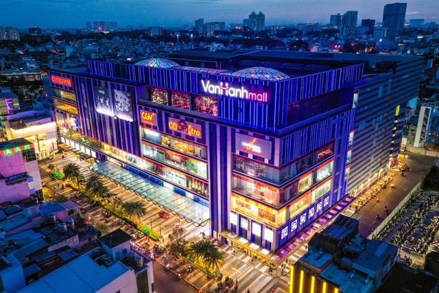 Vạn Hạnh Mall  - 3 năm, một chặng đường phát triển - Ảnh 1.