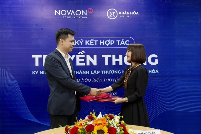Nội thất Xuân Hòa hợp tác cùng Novaon Communication trong chiến dịch kỉ niệm 40 năm thành lập - Ảnh 1.