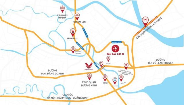 Dương Kinh New City làm nóng thị trường BĐS Hải Phòng cuối năm 2020 - Ảnh 2.