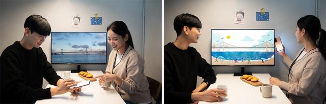 Samsung sáng tạo Màn hình Thông minh M7   M5 làm việc không cần PC - Ảnh 2.