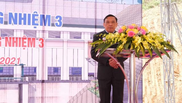 Licogi 13 tổ chức lễ ngăn sông Thủy điện Sông Nhiệm 3 - Ảnh 3.