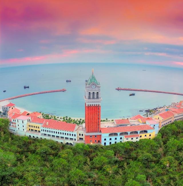 """Sun Group """"trình làng"""" tổ hợp căn hộ cao tầng phía Nam Phú Quốc - Ảnh 2."""