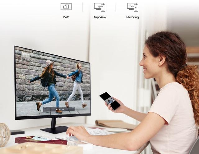 Samsung sáng tạo Màn hình Thông minh M7   M5 làm việc không cần PC - Ảnh 4.
