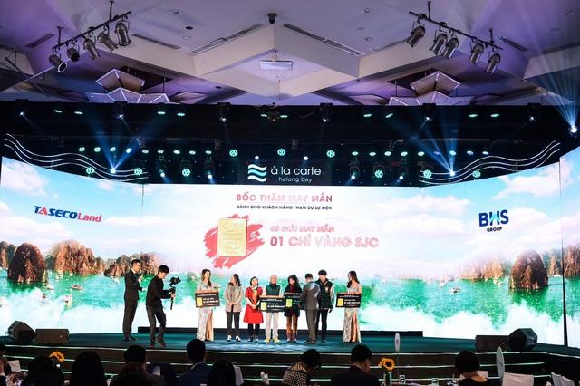 À La Carte Halong Bay hút mạnh nhà đầu tư trong sự kiện giờ vàng - Ảnh 7.