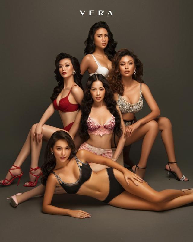 VERA – Nữ hoàng nội y Việt trên đường chinh phục thị trường thời trang quốc tế - Ảnh 1.