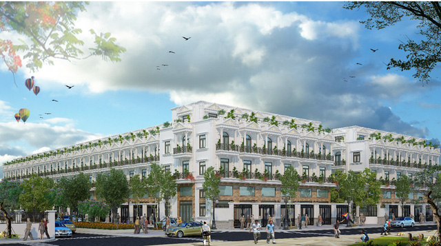Nhà phố mặt tiền Hà Huy Giáp: Cơ hội sở hữu 10 căn cuối cùng - Ảnh 1.