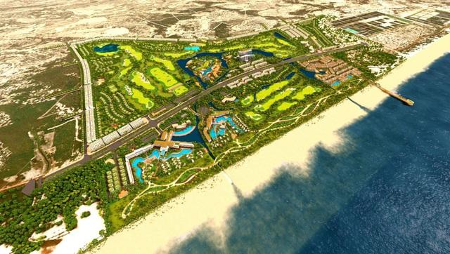 Tập đoàn DIC nhận biên bản hợp tác đầu tư dự án quy mô gần 2.000 tỷ tại Quảng Bình - Ảnh 1.