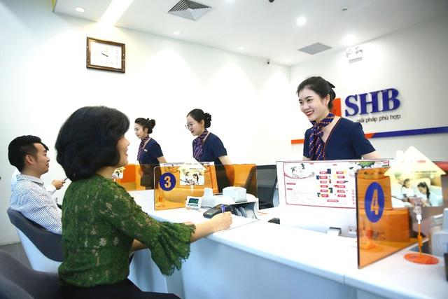 """""""SHB  - Tân Sửu Tấn Lộc"""" tặng khách hàng 5 tỷ đồng quà tặng và ưu đãi lãi vay từ 5,85% - Ảnh 1."""