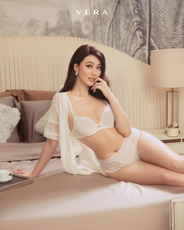 VERA – Nữ hoàng nội y Việt trên đường chinh phục thị trường thời trang quốc tế - Ảnh 4.